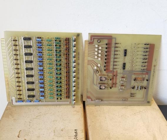 Kit 2 Placas Eletrônicas C Transistor Transistores Reposição