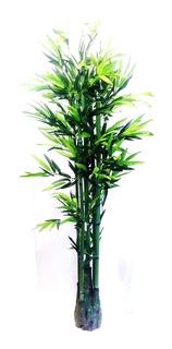 Planta Decorativa De Plástico 2 Metros 10 Cm