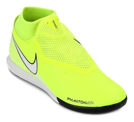 Chuteira Futsal Nike Phantom Vision Academy Df Ic - Adulto