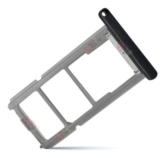 Charola Bandeja Porta Sim Dual Moto G6 Play Xt1922-4 Nueva!