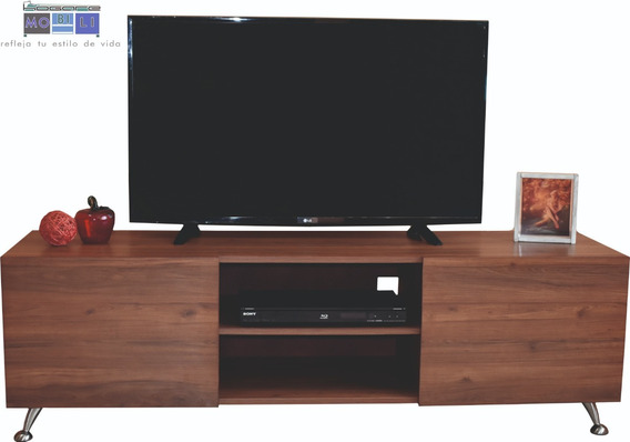 Mueble Tv, Centro De Entretenimiento Italy Elegante Hogare