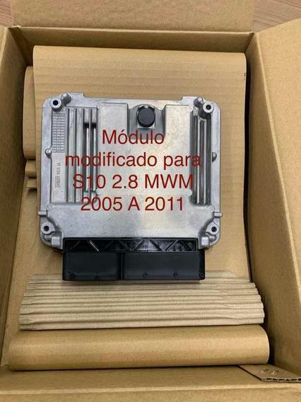 Modulo De Injeção S10 E Blazer 2.8 De 2006 A 2011 Peça Nova