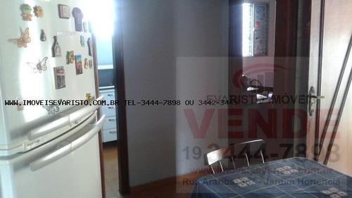 Imagem 1 de 15 de Casa Para Venda Em Limeira, Jardim Ouro Verde, 2 Dormitórios, 2 Banheiros, 4 Vagas - 1532_1-552203