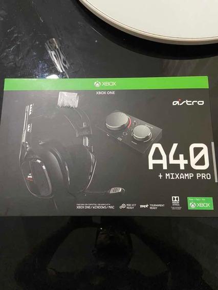 Headset A40 + Mixer