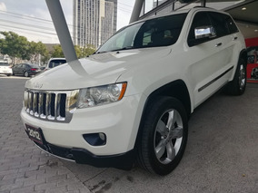 Jeep Grand Cherokee Overland 4x4 At 2012