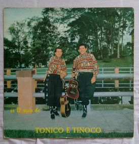 Lp Tonico E Tinoco / As 12 Mais