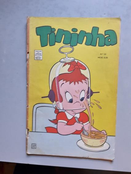 Tininha Nº 22 Novembro De 1969