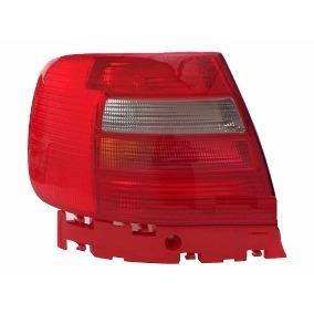 Lanterna Traseira Audi A4 Sedan 1997 98 99 Tyc Esquerdo