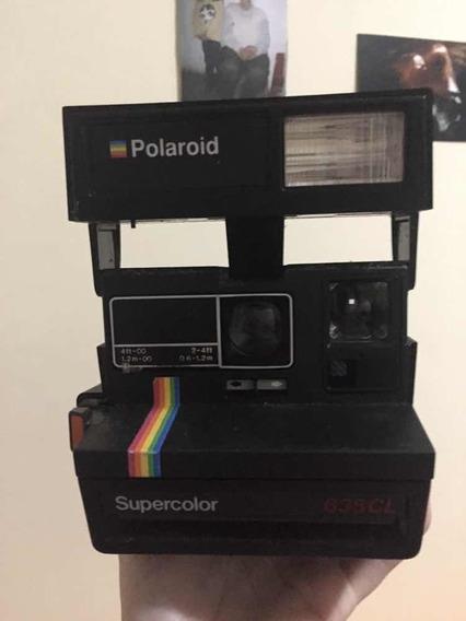 Polaroid Antiga.