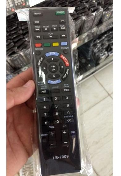 Controle Remoto Tv Sony Bravia Led Smart , Kit 10 Unidades