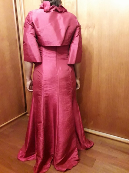 Vestido Na Cor Pink