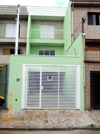 Imagem 1 de 10 de Casa Sobrado Para Venda, 3 Dormitório(s), 180.0m² - 2180