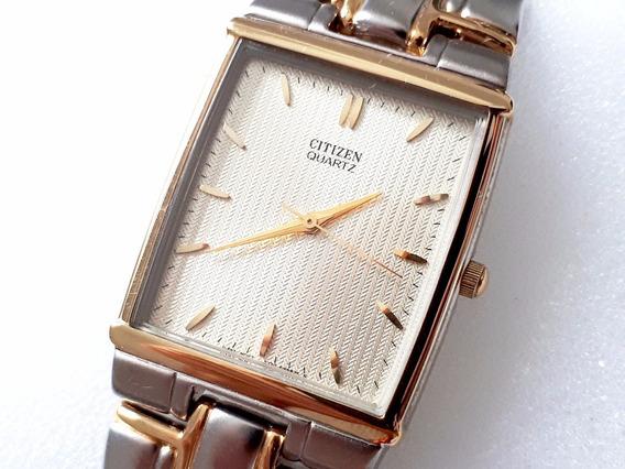 Relógio Citizen Quartz Ba0584-58p - Novo - Raridade!!