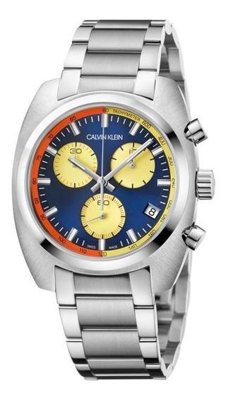 Relógio Calvin Klein Achieve K8w3714n
