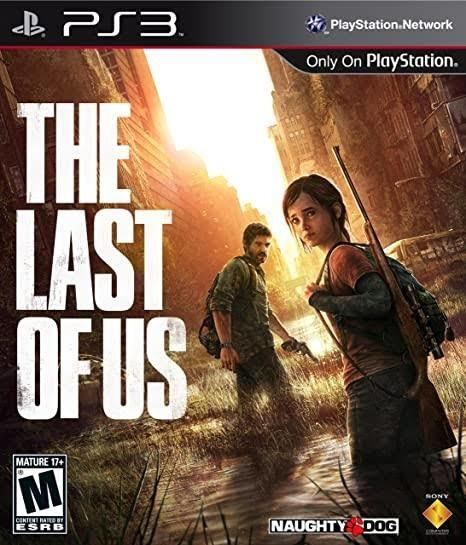 The Last Of Us. Psn Ps3. Completo Dublado Em Mídia Digital