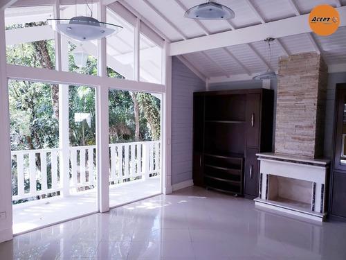 Imagem 1 de 14 de Um Sonho De Casa Em Plena Natureza - Mairiporã - 34892