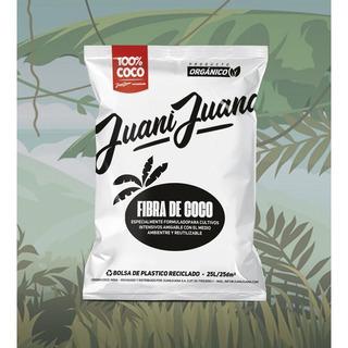 Sustrato 100% Fibra De Coco Juanijuana Cultivo Orgánico