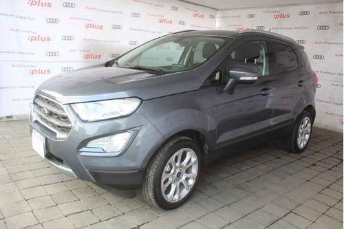 Imagen 1 de 15 de Ford Eco Sport 2020 5p Titanium At 2.0l