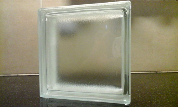 Ladrillos De Vidrio Satinados Primera Calidad Envíos