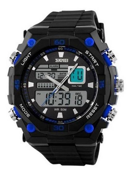 Relógio Masculino Skmei Analogico Digital 1092