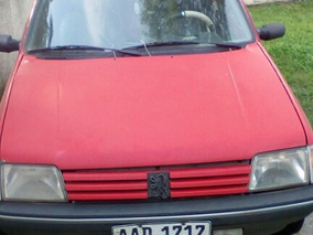 Peugeot 205 1.4 Sx 1991 Diesel
