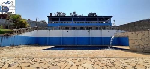 Lindíssima Chácara Localizada Em Pinhalzinho, Interior De São Paulo; - 1092 - 68587263