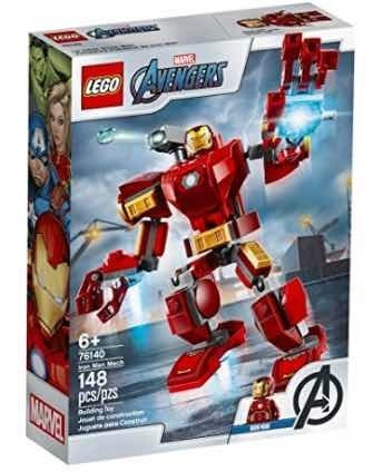 Lego Avengers Original Iron Man