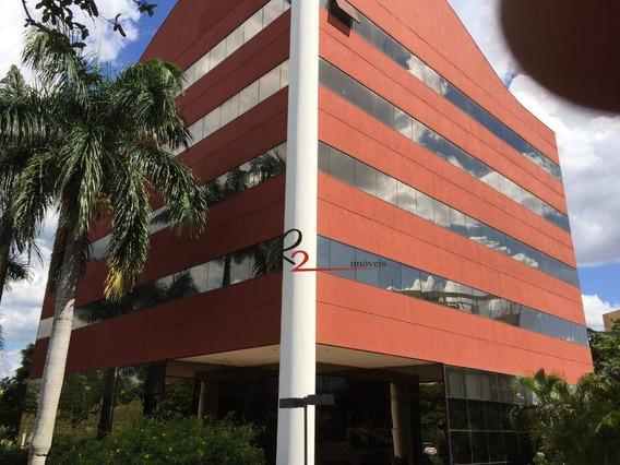 Sala Comercial Para Locação Galeria Office Park, Campinas. - Sa0026