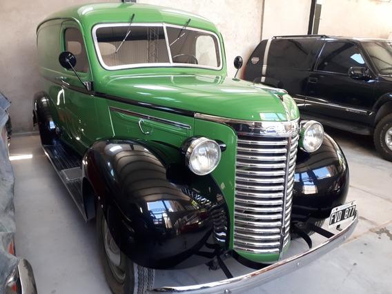 Camioneta Chevrolet 1939 Delivery