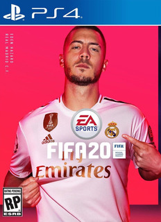 Fifa 20 2020 Juego Ps4 Original Play 4 + Garantía + Español