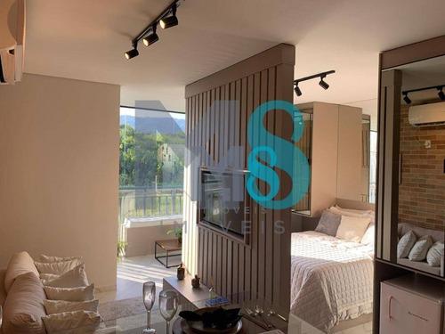 Imagem 1 de 13 de Loft Com 1 Dormitório À Venda, 25 M² Por R$ 166.500,00 - Centro - Mogi Das Cruzes/sp - Lf0013