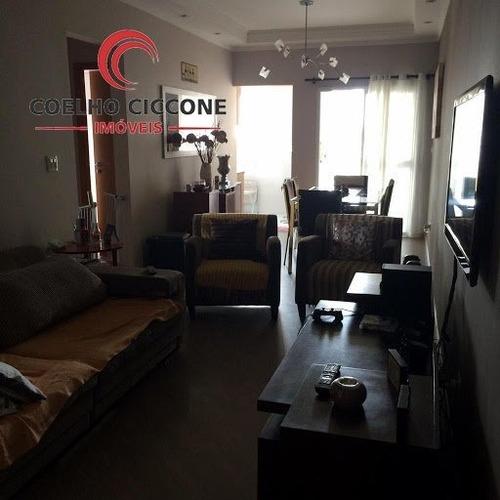 Imagem 1 de 15 de Apartamento Em Santa Maria - Sao Caetano Do Sul - V-3474