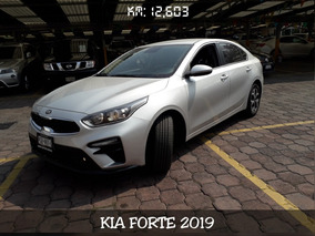 Kia Forte 2019 Ex Color Plata