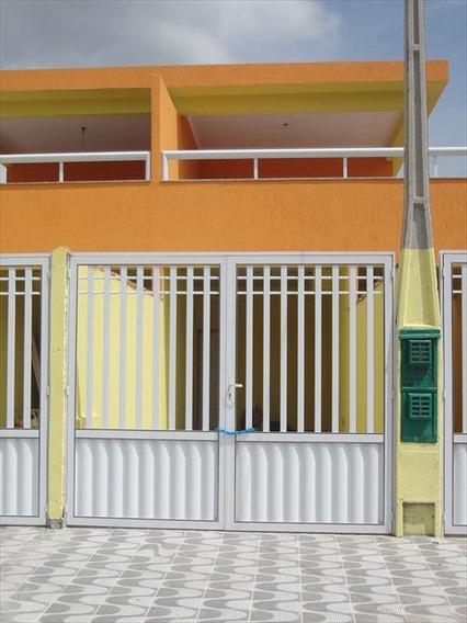Casa Com 3 Dormitórios Para Alugar, 110 M² Por R$ 1.600,00 - Sítio Do Campo - Praia Grande/sp - Ca1040