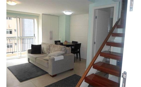Apartamento Em Tatuapé, São Paulo/sp De 70m² 2 Quartos À Venda Por R$ 540.000,00 - Ap271965