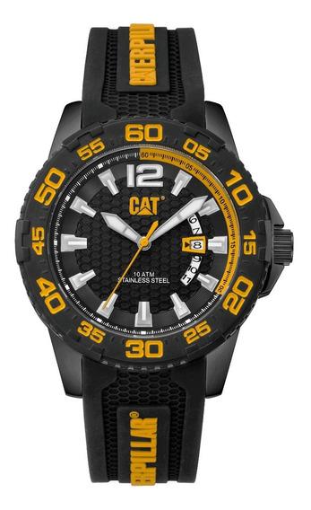 Reloj Cat Para Caballero Modelo Pw.161.21.127 En Color Negro