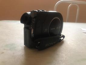 Filmadora Handycam Sony Dcr - Dvd 610