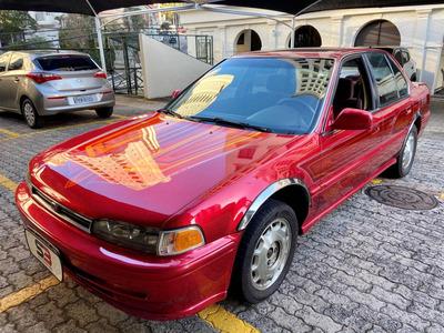 Honda Accord 2.2 Ex 16v Gasolina 4p Automático