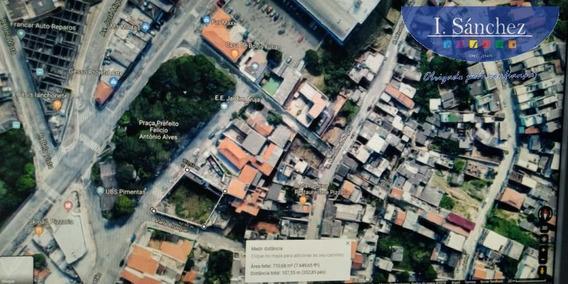 Terreno Comercial Para Venda Em Guarulhos, Jardim Dos Pimentas - 191204cv_1-1299571