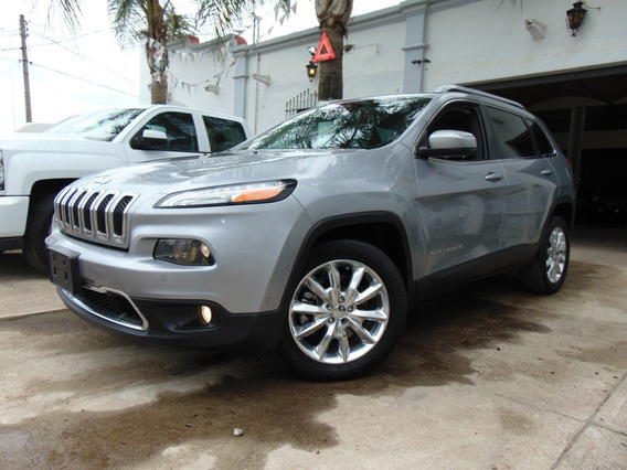 Jeep Cherokee Limited 2015