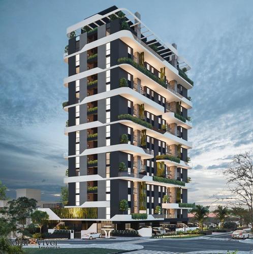 Imagem 1 de 15 de Apartamento Para Venda Em São José Dos Pinhais, São Pedro, 2 Dormitórios, 1 Suíte, 2 Banheiros, 1 Vaga - Sjp7166_1-1606620