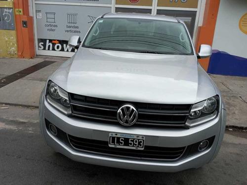 Volkswagen Amarok 2.0 Cd Tdi 180cv 4x2 Highline C33 2012