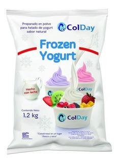 Base Para Helado Suave De Yogurt Artesanal - Colday.