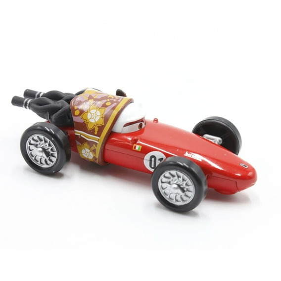 Cars Disney Pixar Francesco Escala 1:55Material Met