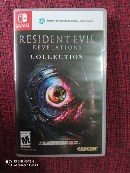 Resident Evil Revalations 1 Nintendo Switch