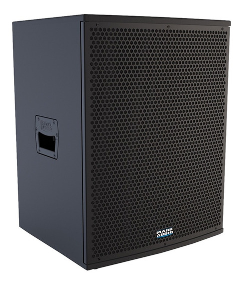 Caixa De Som Ativa Mark Audio Ca 1200 Bt 250w 15