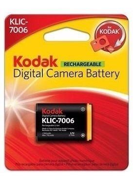 Bateria Original Kodak Klic-7006 P/ M530 M575 M580 Md30 Etc