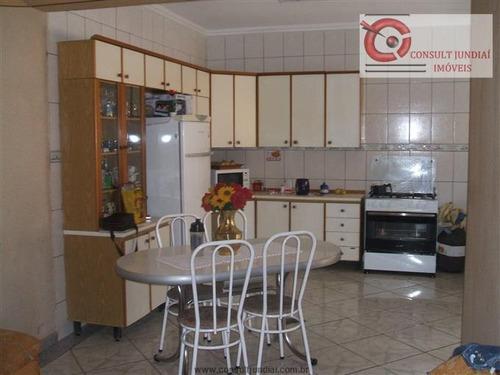 Imagem 1 de 8 de Casas À Venda  Em Jundiaí/sp - Compre A Sua Casa Aqui! - 1308245