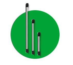 Sensor De Infravermelho Ativo De 4 Feixes Intelbras Iva7100