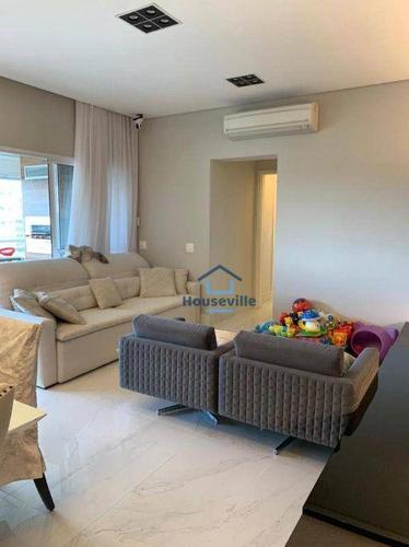 Imagem 1 de 27 de Apartamento A Venda Em Alphaville Com Vista - Ap0178
